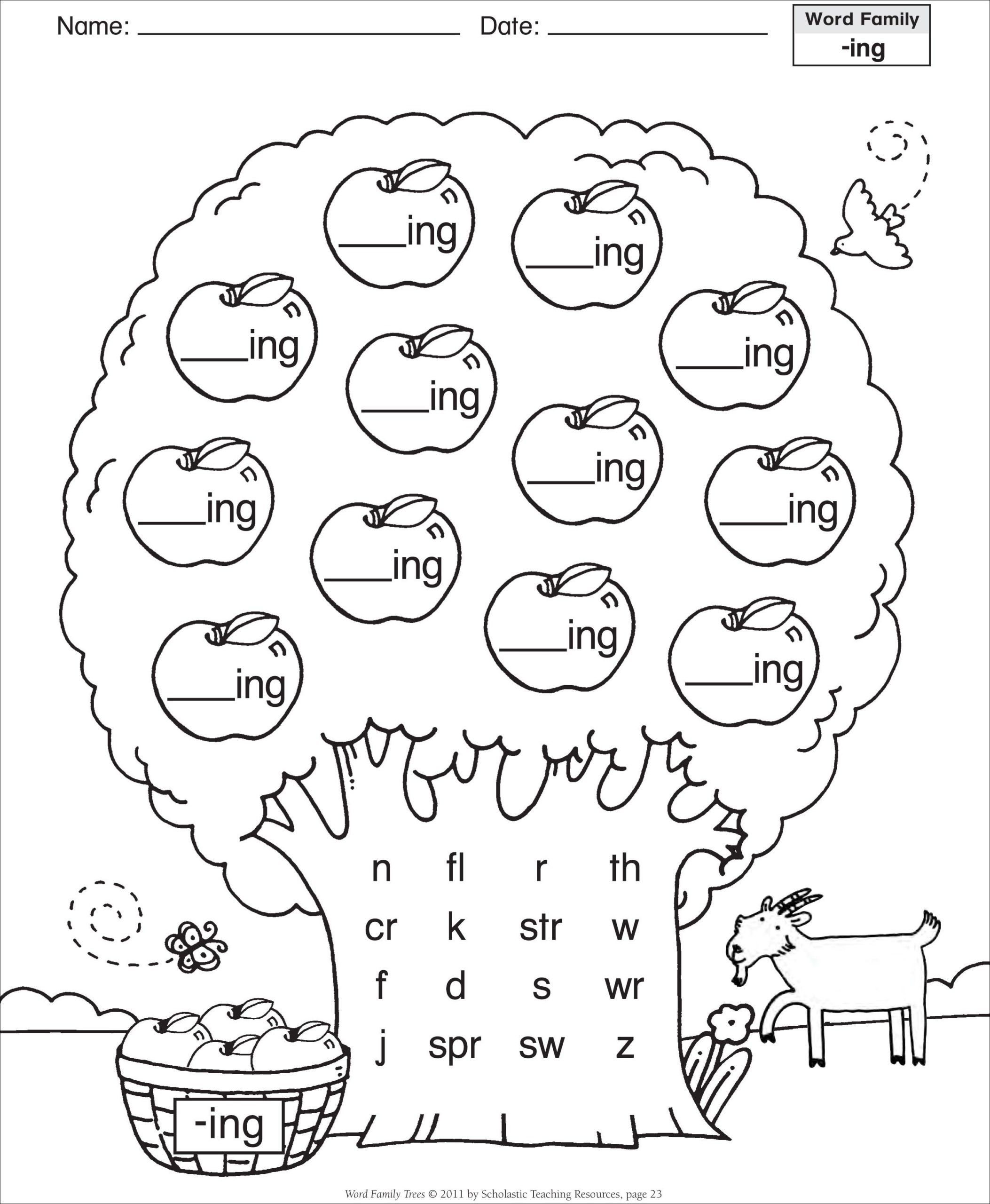 1st Grade Phonics Worksheets Pdf Monthly Archives April 2020 Make A 10 to Add First Grade