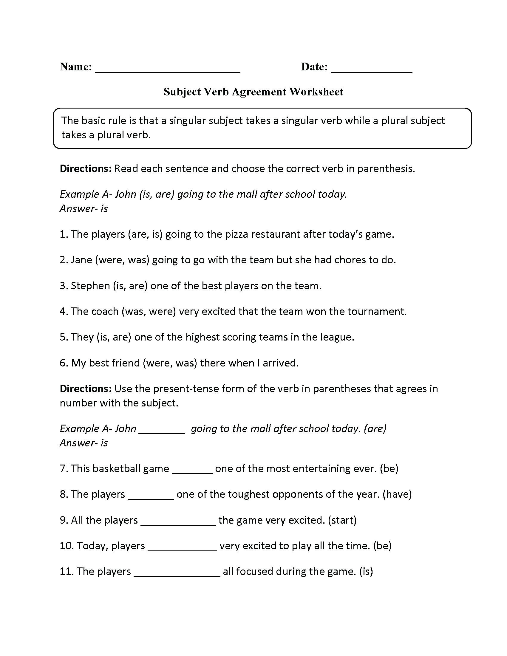 4th Grade Grammar Worksheets Pdf Monthly Archives June 2020 English Reading Prehension