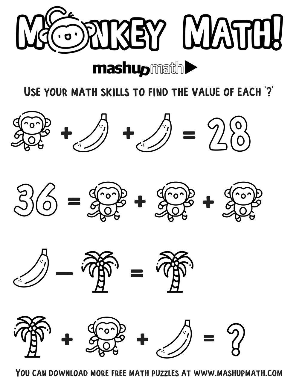free math coloring worksheets 5th