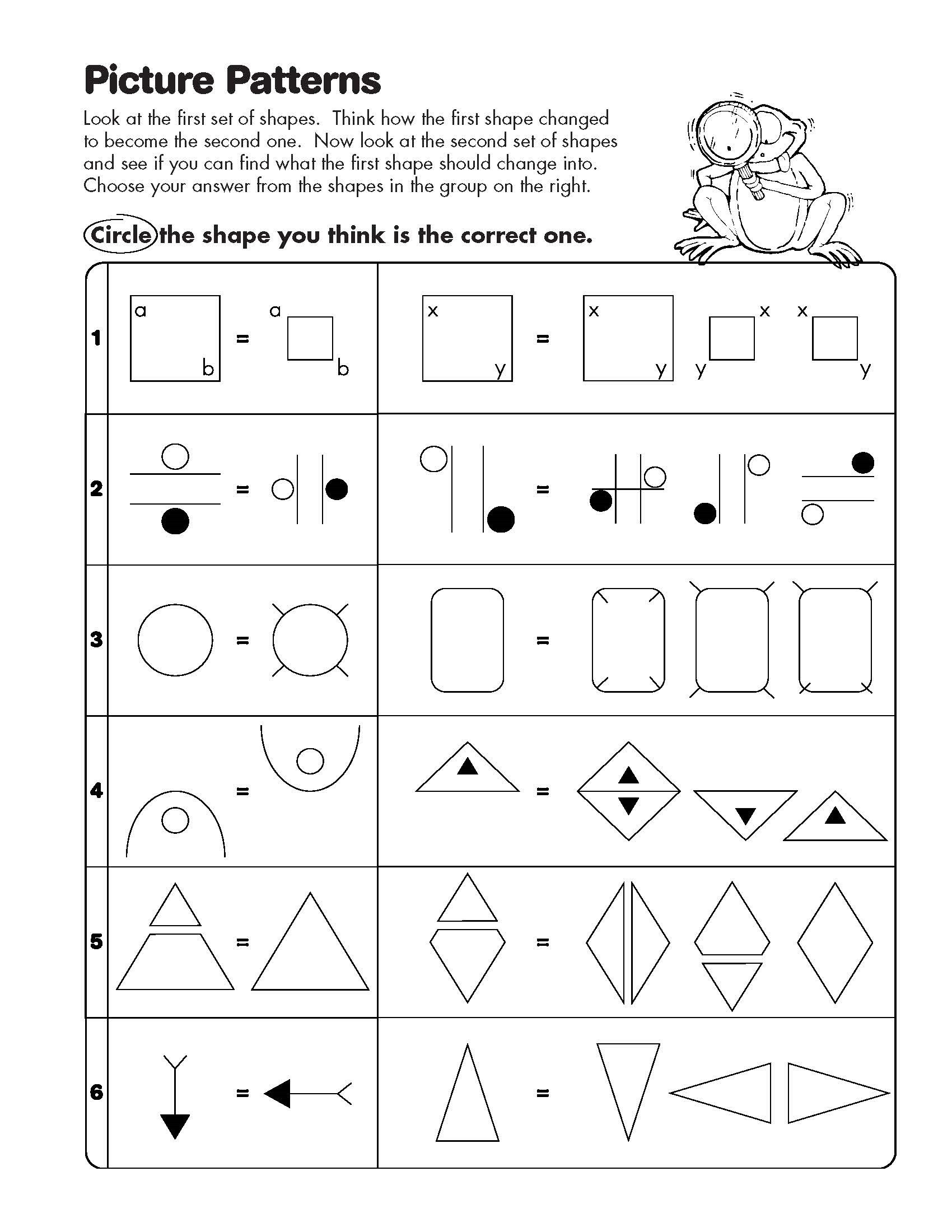 Analogy Worksheets for Middle School Analogies Worksheet Search