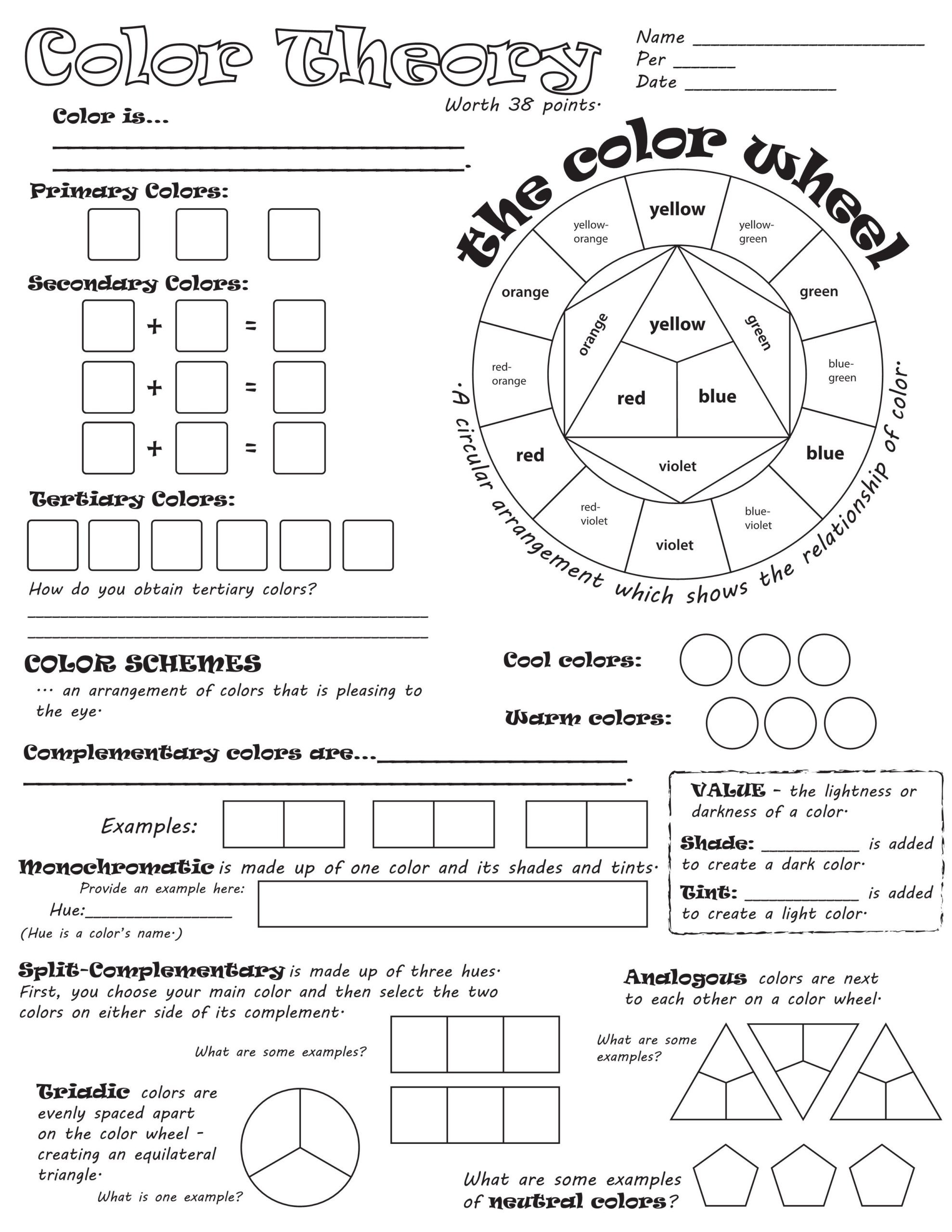 Analogy Worksheets for Middle School Easy Algebra Problems Useful and Harmful Materials