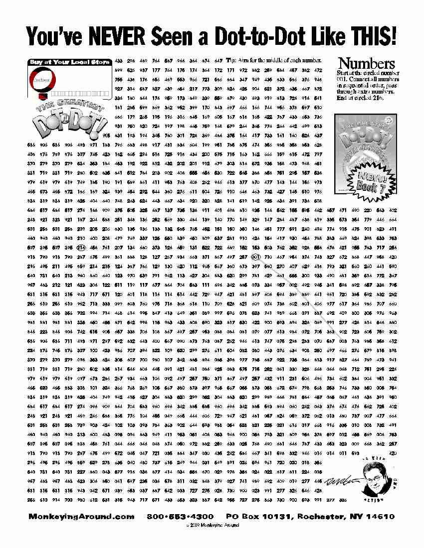 Connect the Dots Math Worksheets Downloadable Dot to Puzzles Connect the Dots Math Worksheets
