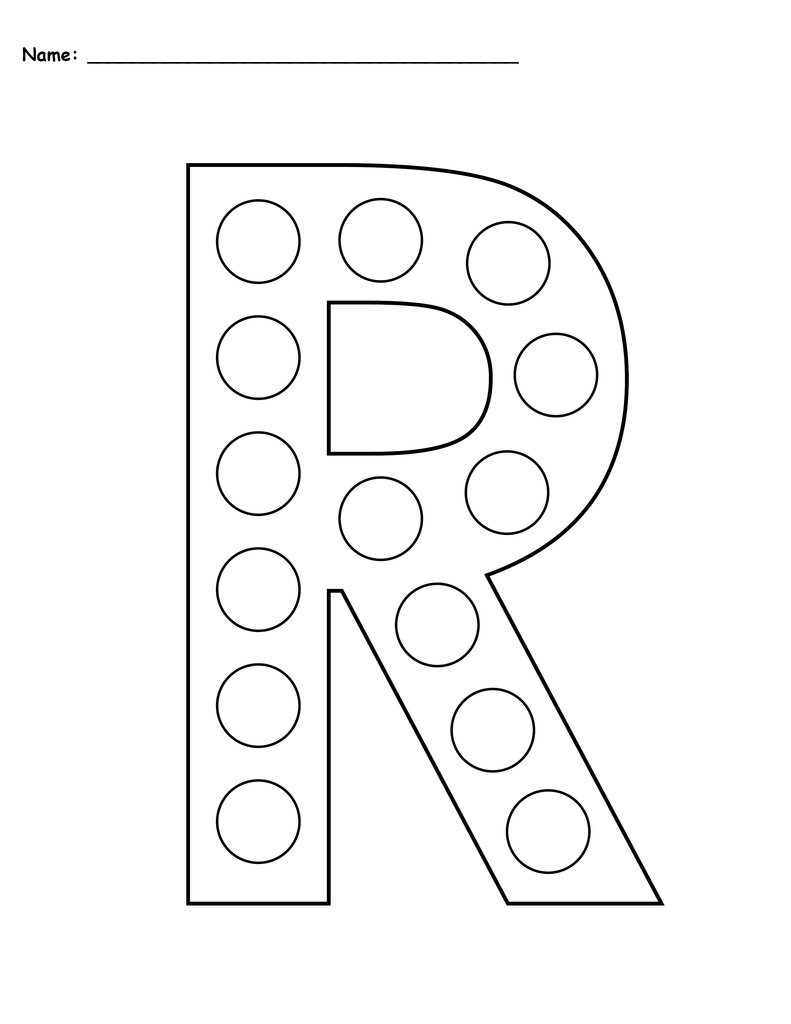 Dot to Dot Art Printables 62 Free Dot Marker Coloring Pages Inspirations