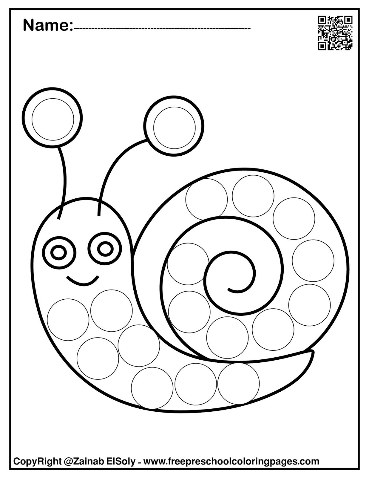 Dot to Dot Art Printables Set Of Spring Dot Marker Free Coloring Pages
