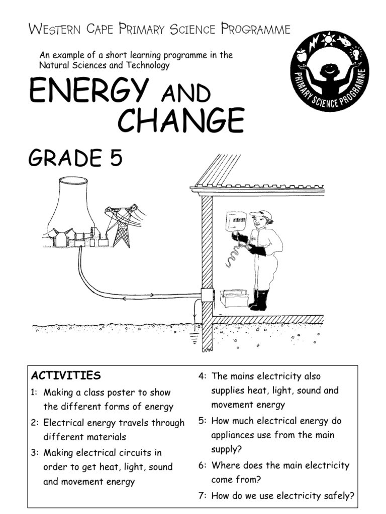 Energy Worksheets for 4th Grade Et 1449] Electric Circuit Grade 5 Schematic Wiring