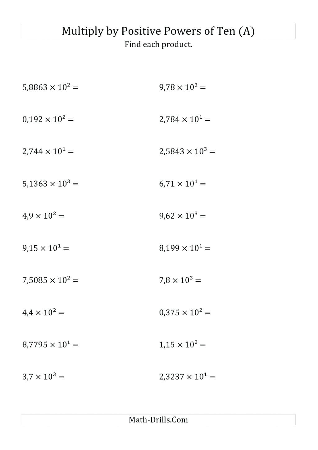 Estimating Products Worksheets 4th Grade Estimating Products Worksheets – Timothyfregosoub
