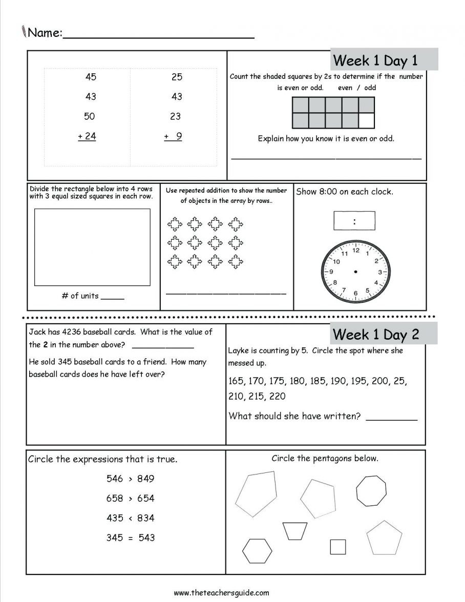 First Grade History Worksheets Free Math Worksheets First Grade 1 Addition Add 3 Single