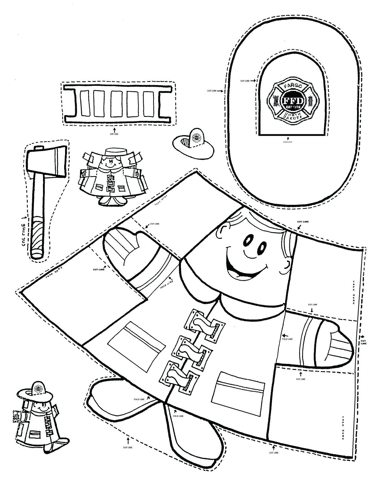 Free Printable Fire Safety Worksheets Coloring Fire Safety Coloringges Free Printable Preschool