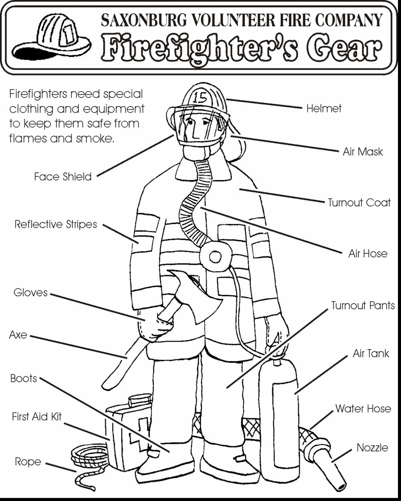 Free Printable Fire Safety Worksheets Printable Fire Prevention Week Worksheets