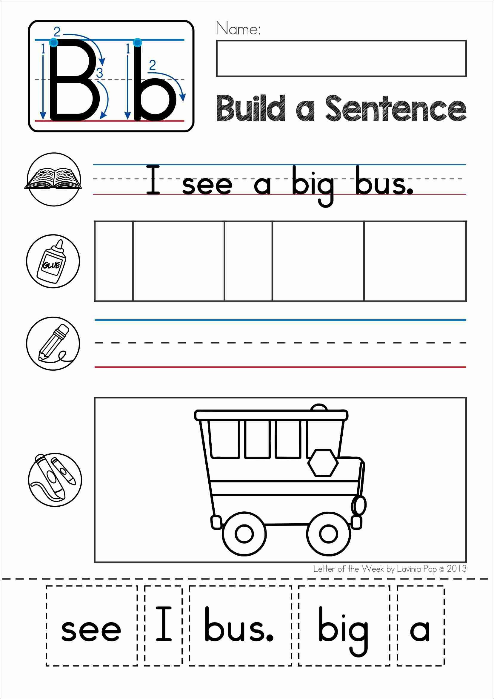 Free Printable Sentence Structure Worksheets Pin On Homeschooling Ideas