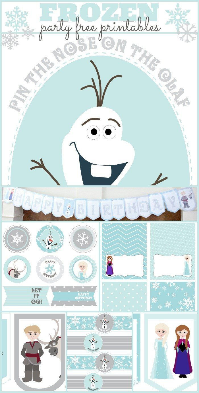 Frozen Printable Birthday Invitations Pin On Printable Invitation Templates