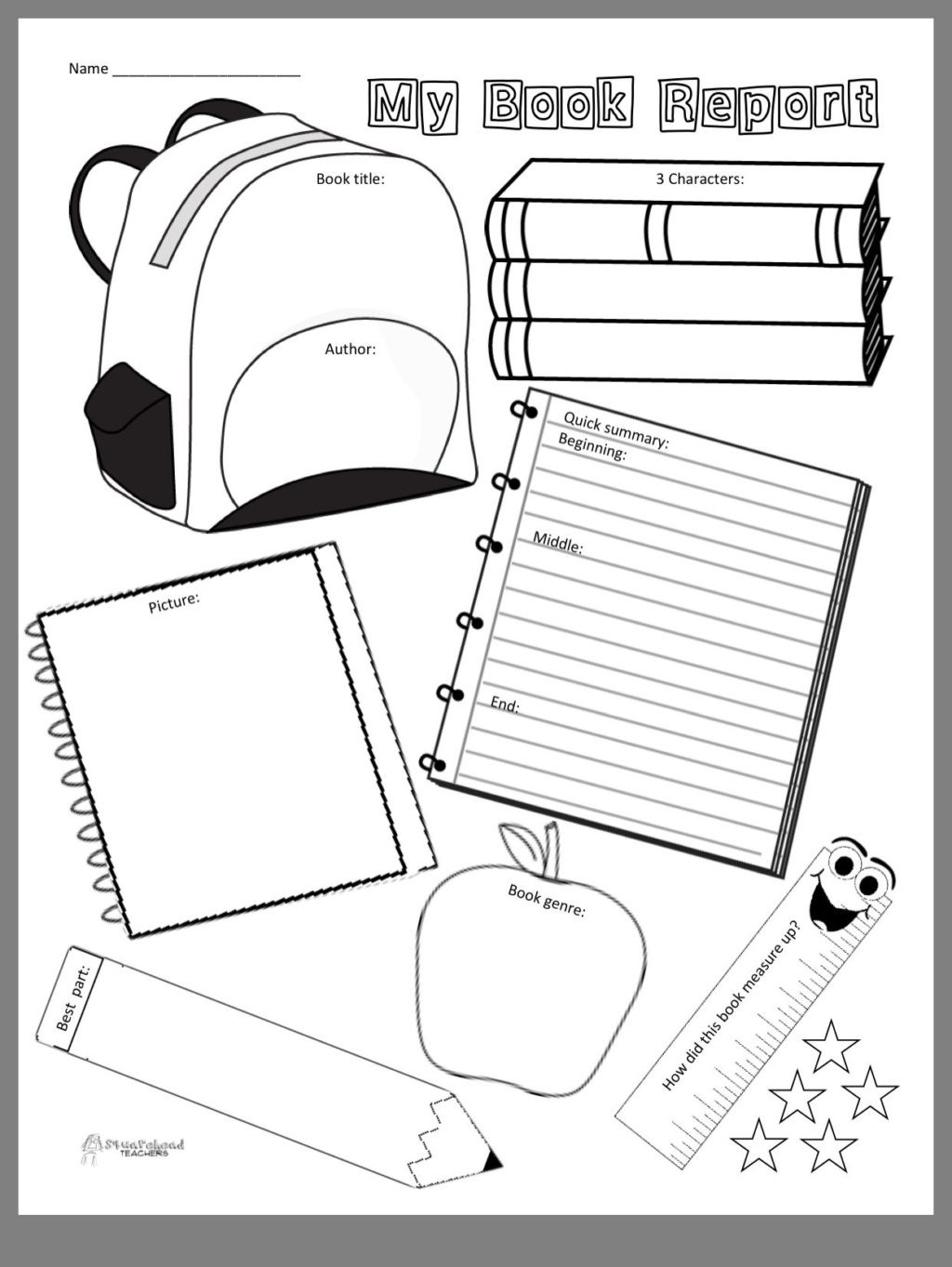 Genre Worksheets 4th Grade Worksheet Reading assignments for 5th Graders