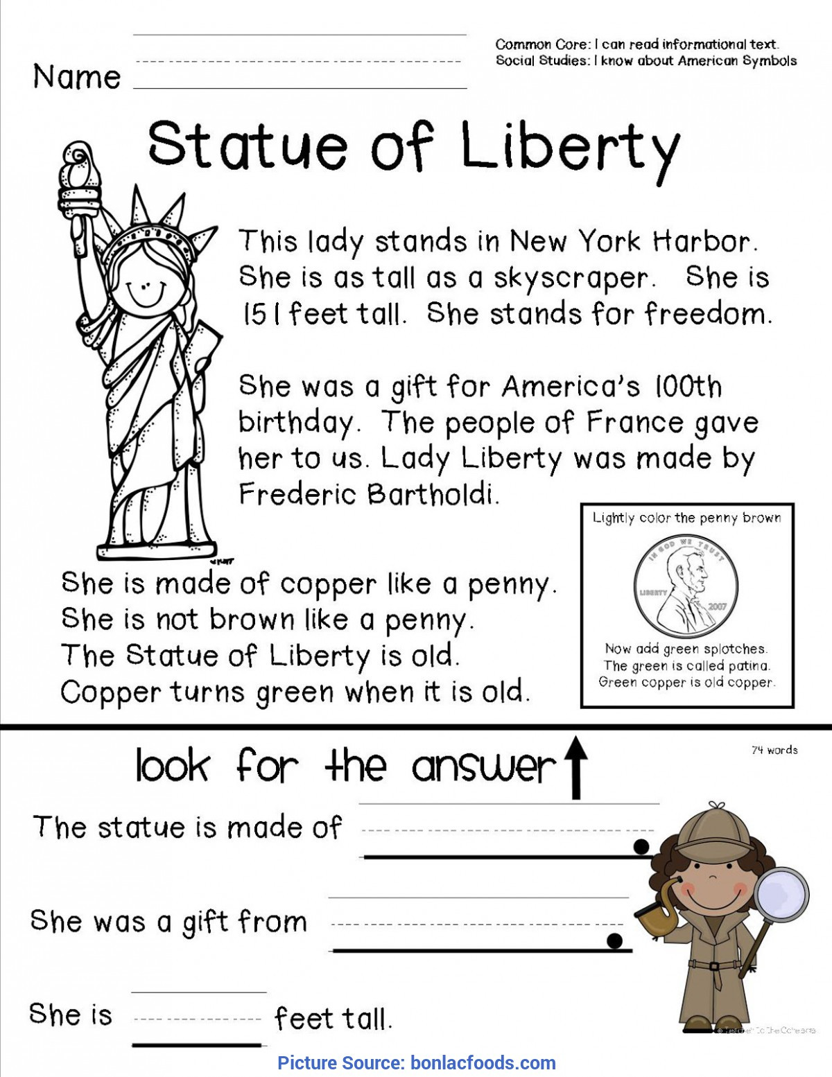 History Worksheets for 2nd Grade top History Lessons for 2nd Graders Worksheets for All