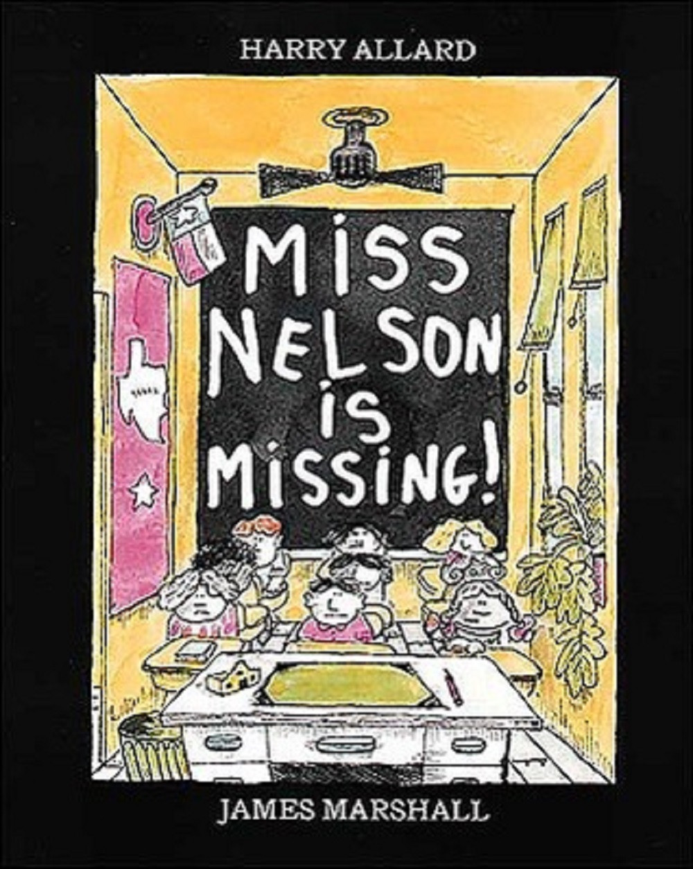 Miss Nelson is Missing Printables Throwback Thursday Miss Nelson is Missing – Kinderlit