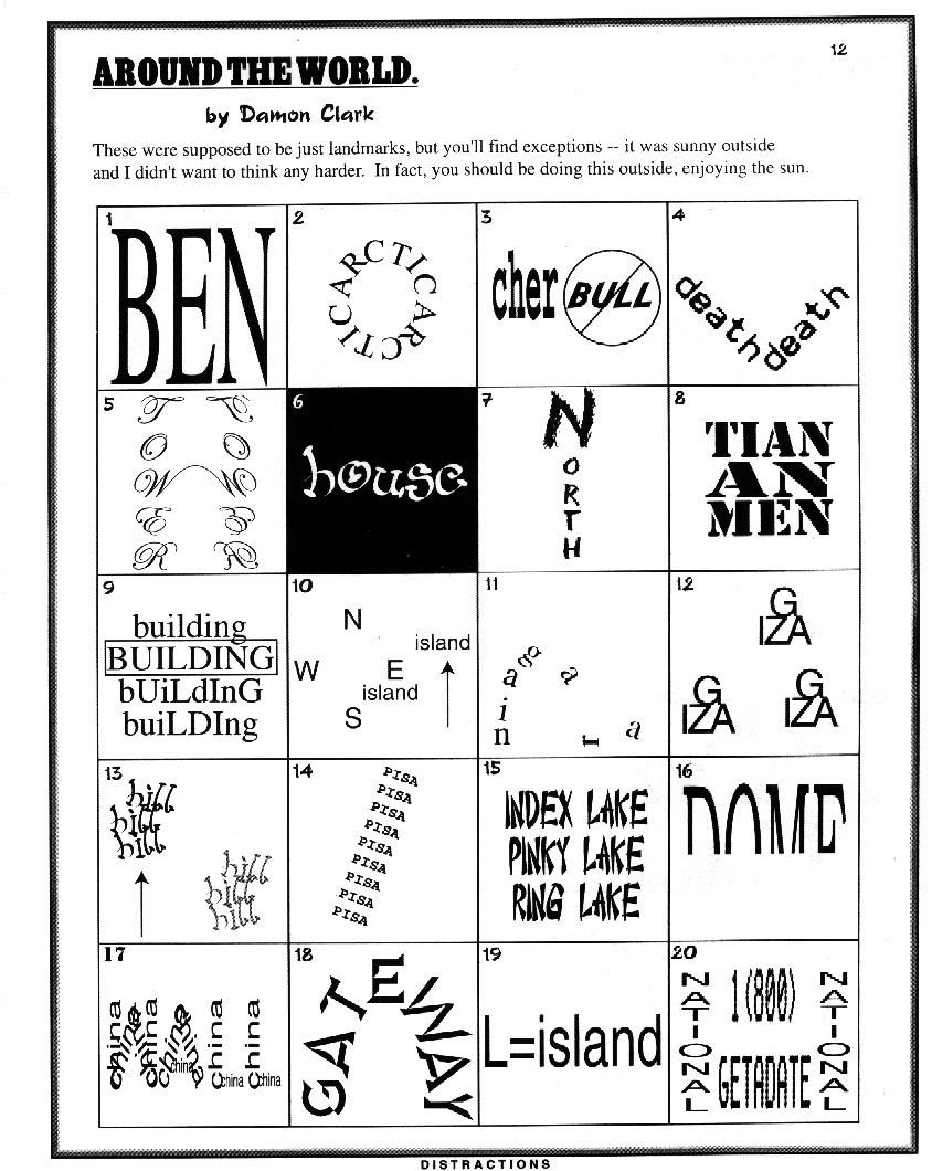 Pictogram Puzzles Printable Link No Longer Works History Geography Word Puzzles