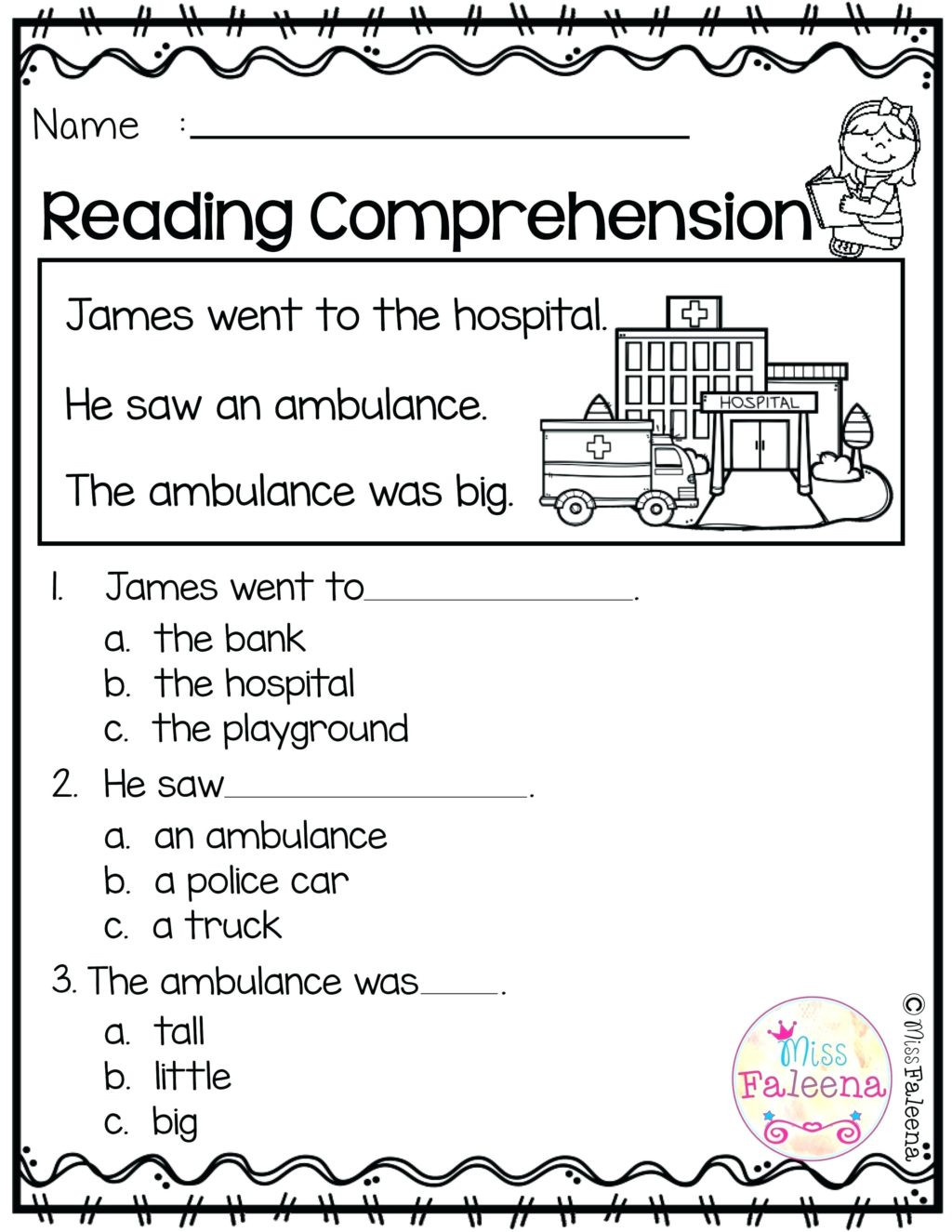 Pictograph for 2nd Grade Worksheet Reading Worskheets Worksheet Ideas Freeeading