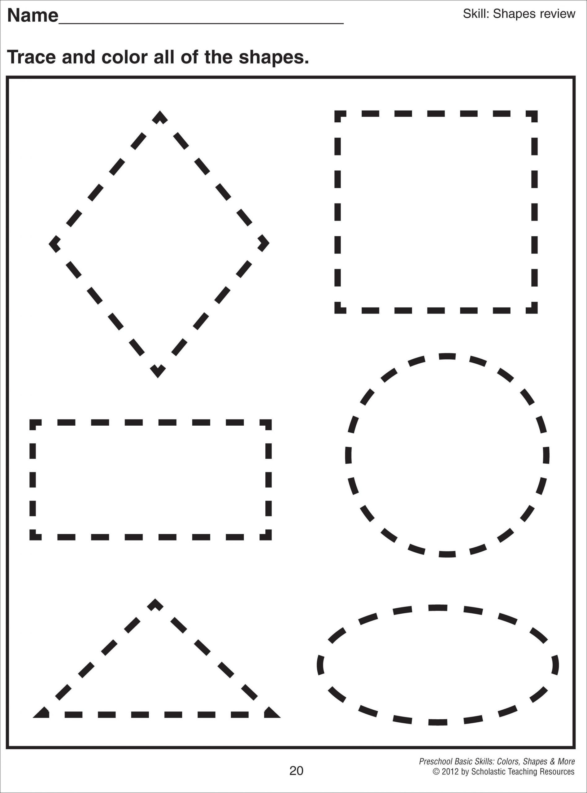 Printable Cutting Worksheets for Preschoolers 6th Grade Multiplication and Division Worksheets Math