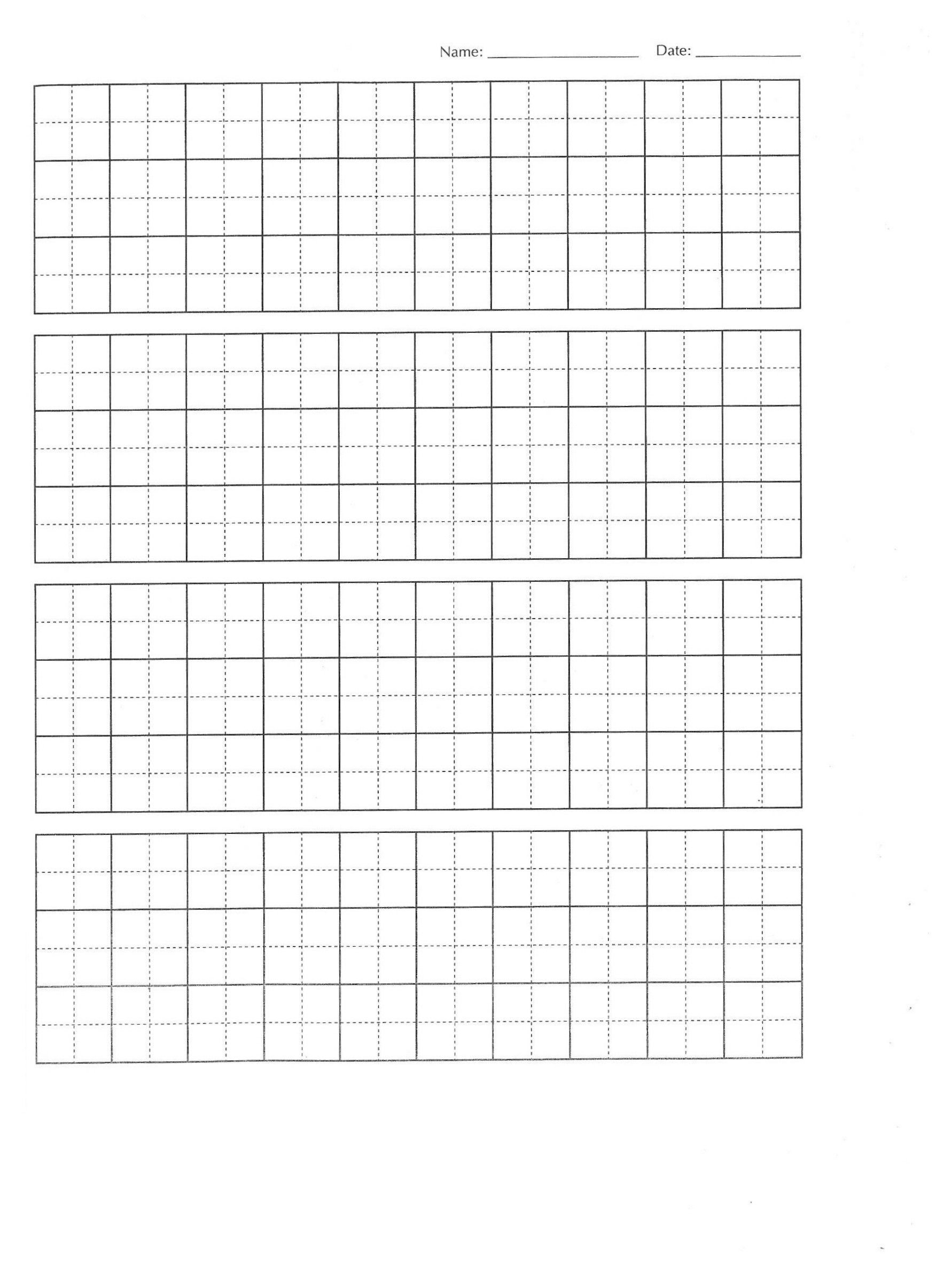 Printable Kanji Practice Sheets Chinese Character Practice Sheet Google Search