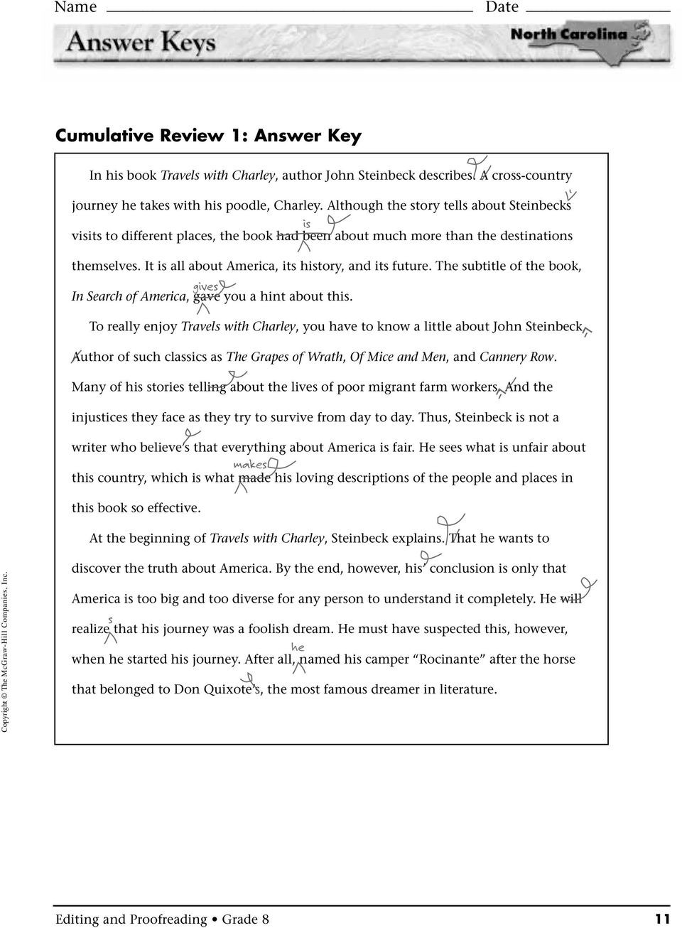 Proofreading Practice Middle School Editing and Proofreading Pdf Free Download