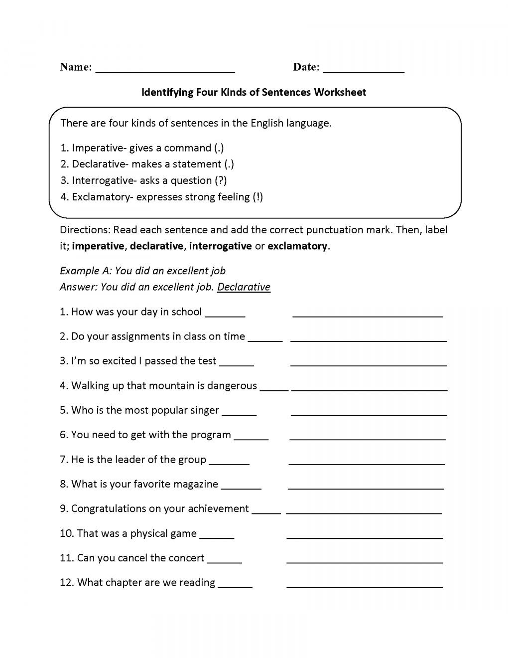 Punctuation Worksheets 5th Grade Learning Image by Kim Caso In 2020