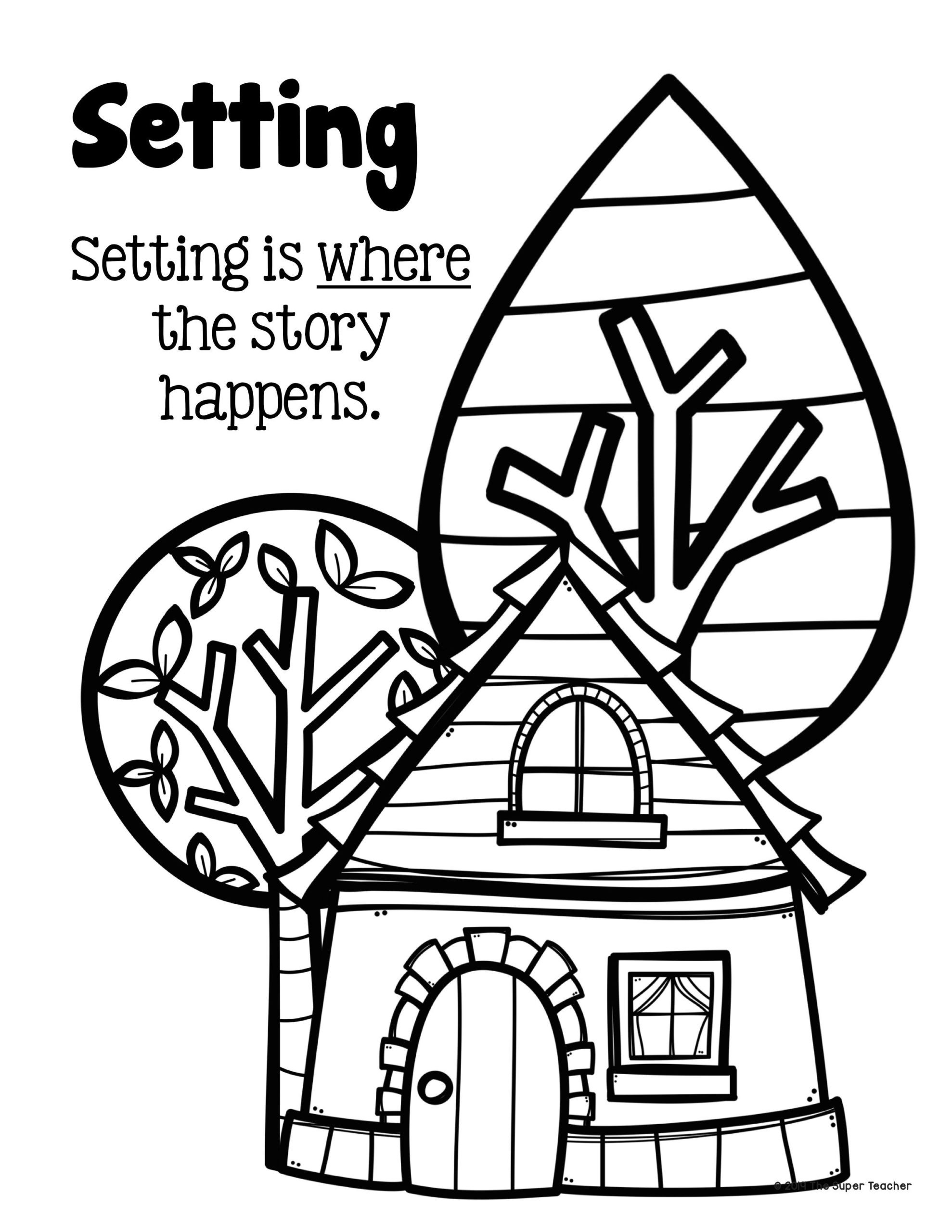 Retell Worksheet First Grade Little Red Riding Elements and Retelling Th Worksheets
