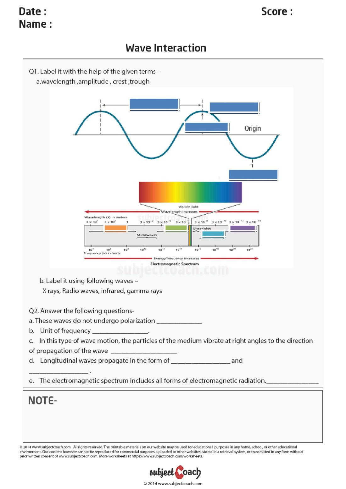 Science Worksheets for 7th Grade Do Science Worksheets Work for 7th Graders – Naplan Blogs