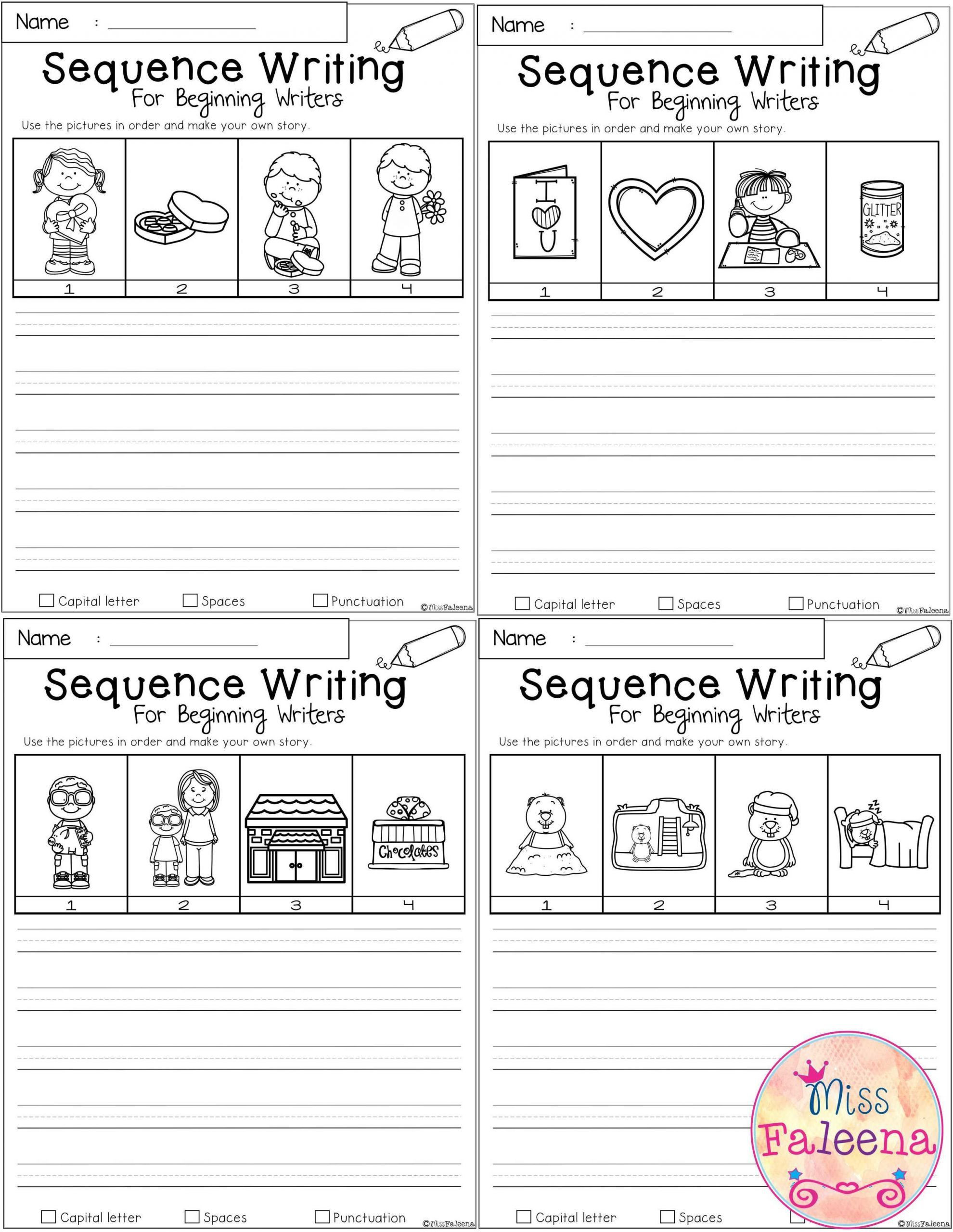 Sequence Worksheets 2nd Grade Hindi Story Sequencing Worksheet