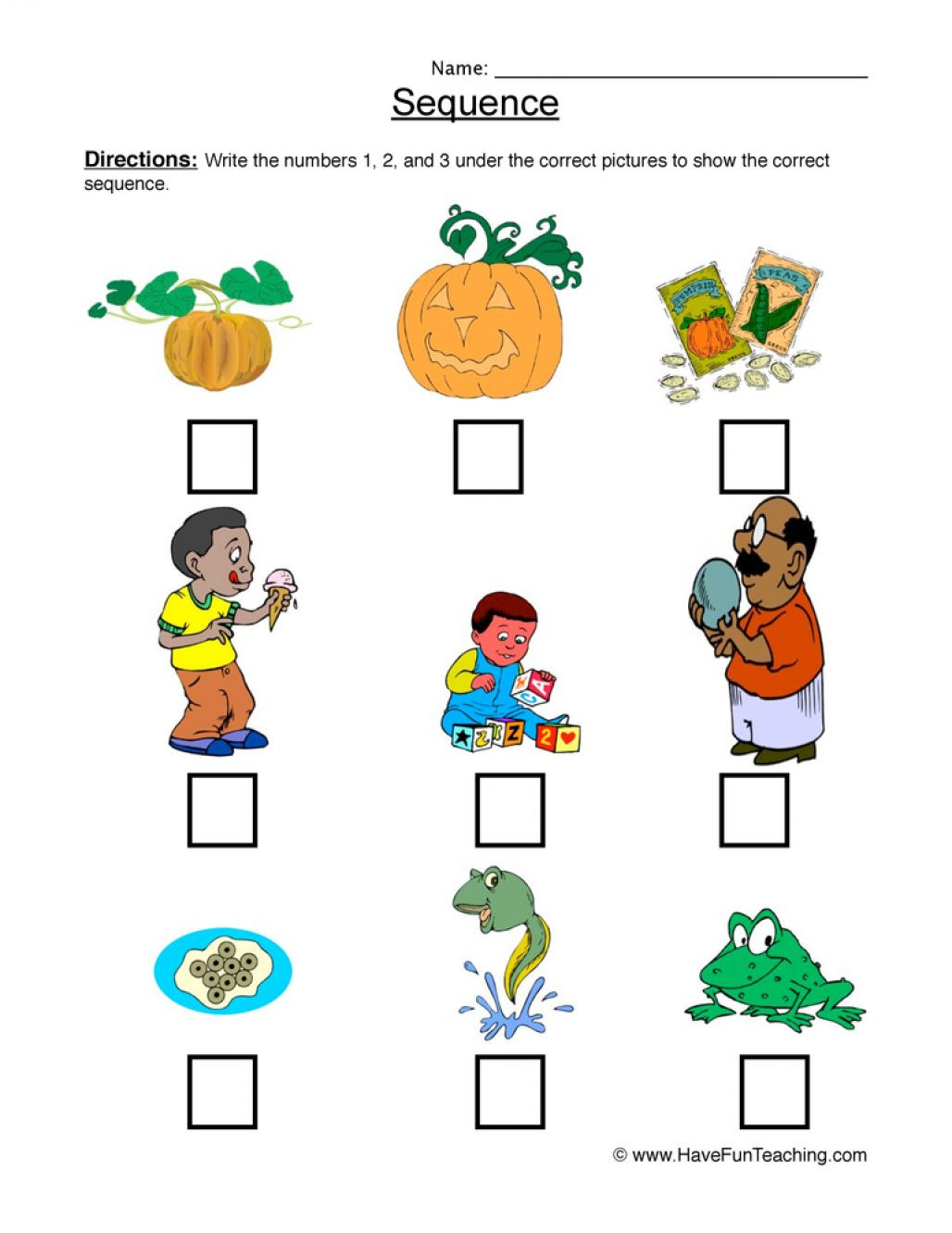 Sequencing events Worksheets Grade 6 New Sequencing events Worksheet