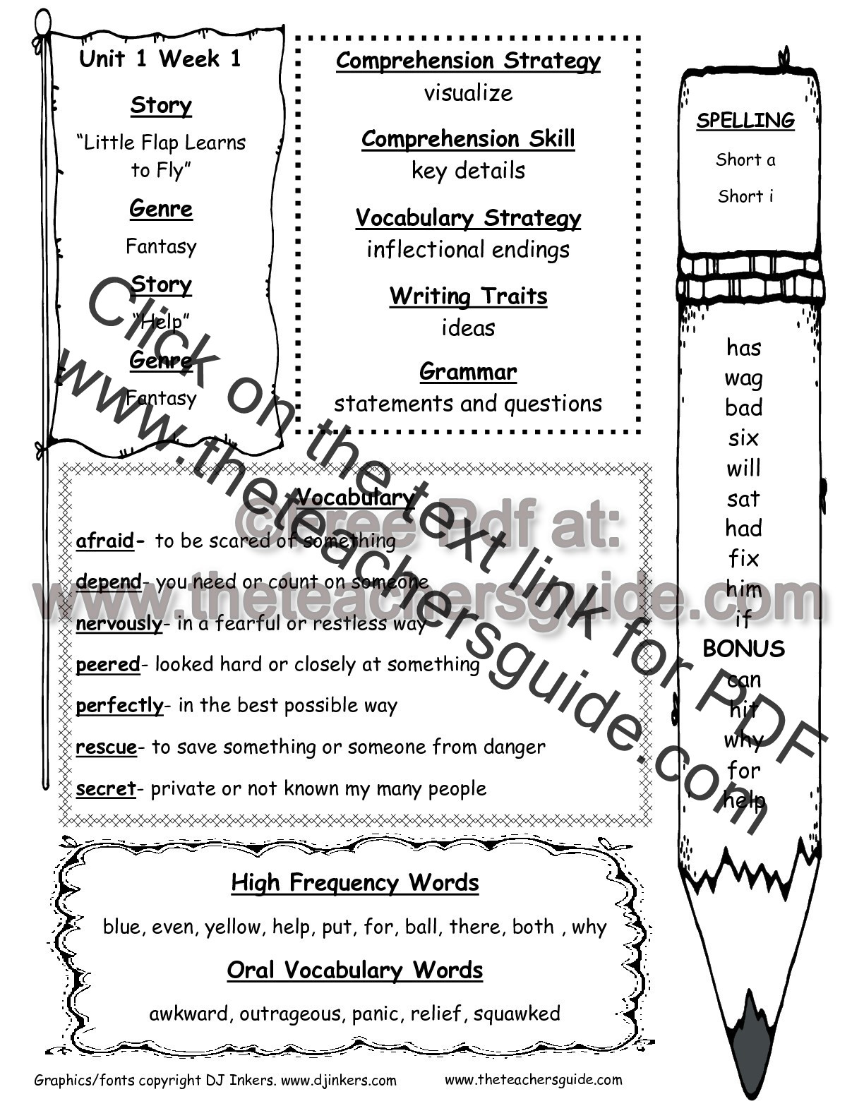 Spelling Worksheets 2nd Graders Mcgraw Hill Wonders Second Grade Resources and Printouts