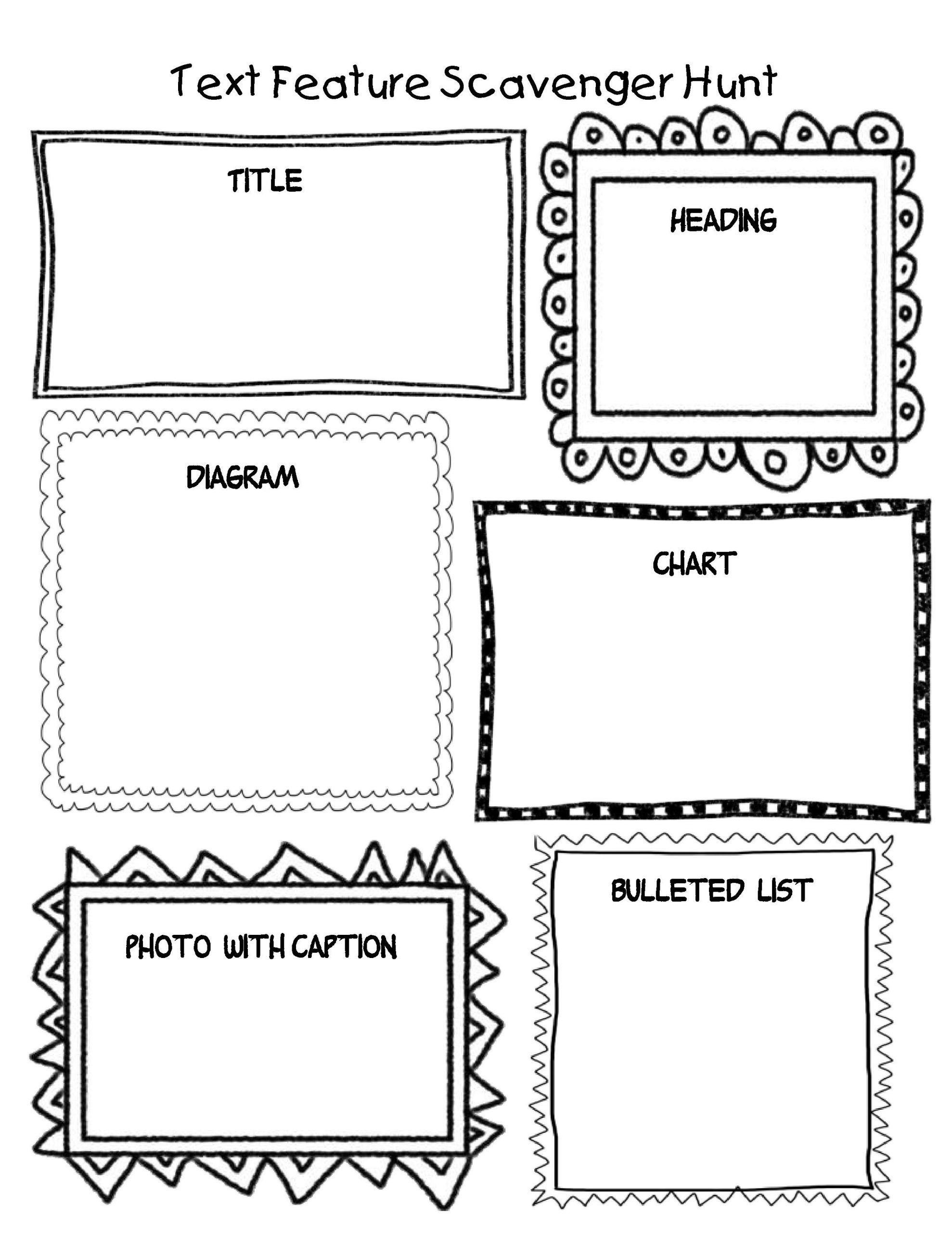 Text Structure 4th Grade Worksheets Navigating Nonfiction Text In the Mon Core Classroom