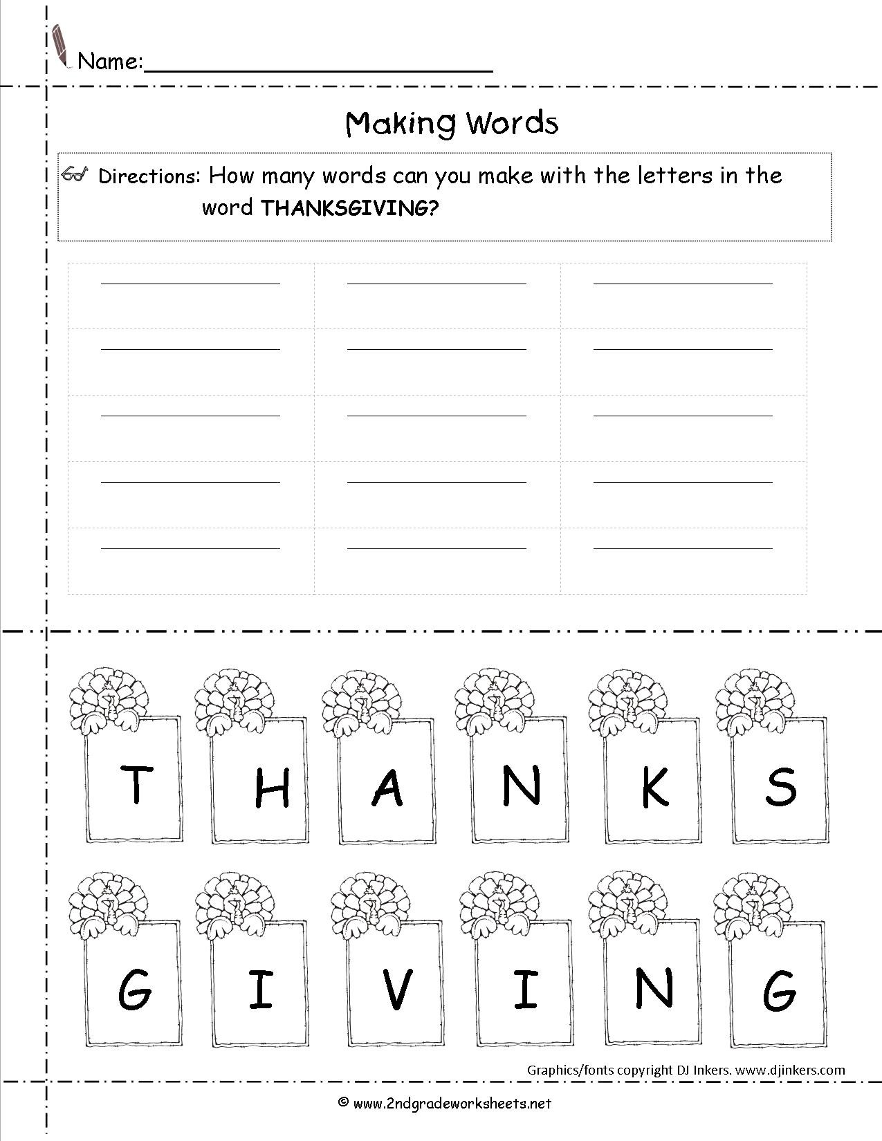 Thanksgiving Math Worksheets Middle School Thanksgiving Printouts and Worksheets Third Grade