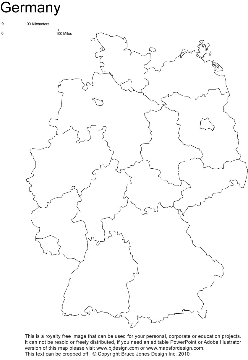 United States Capitals Quiz Printable German States In German Quiz by Bahoover