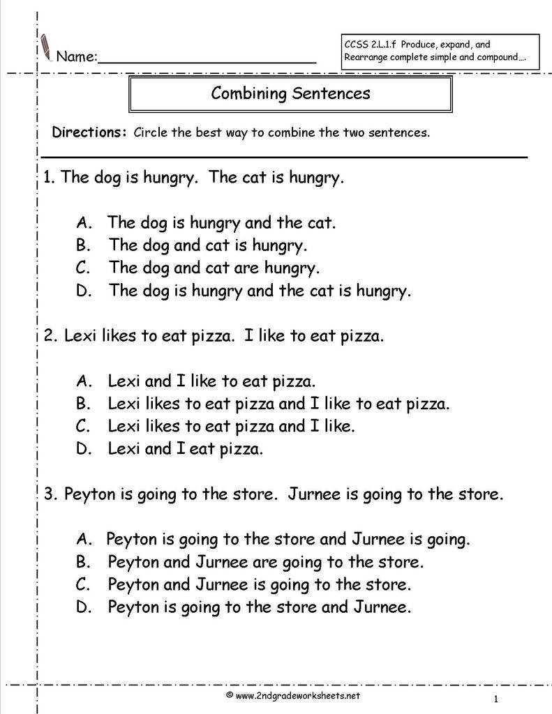 Verbs Worksheets for 1st Grade Subject Verb Agreement Game Lovely Sentence Worksheets First