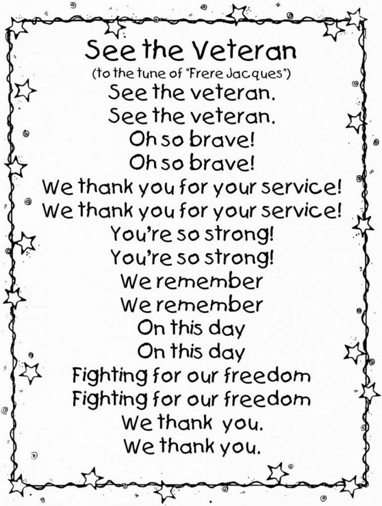 Veterans Day Math Worksheets Veterans Day Worksheets to Educations Veterans Day