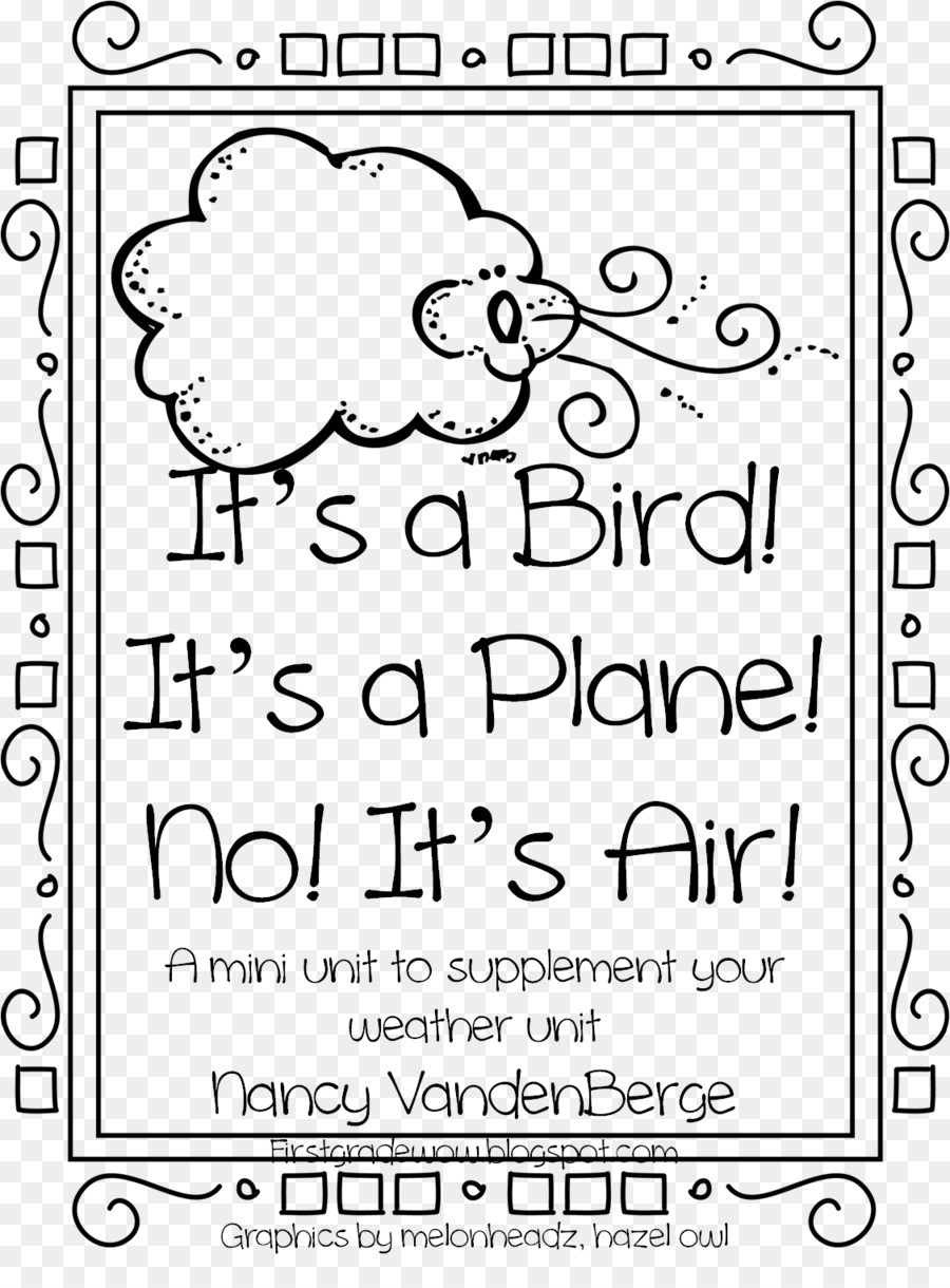 Weather Worksheets for First Graders School Black and White Png 1127 1506 Free