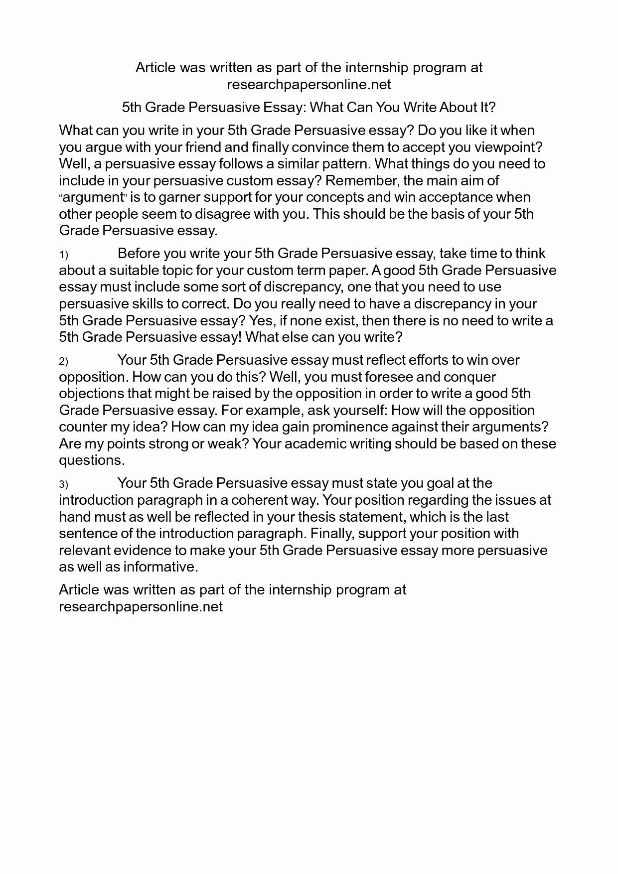 Writing Worksheets for 5th Grade Essay Worksheets 5th Grade
