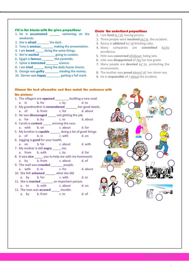 Writing Worksheets for 7th Grade Revision for the 7th Grade English Esl Worksheets Distance