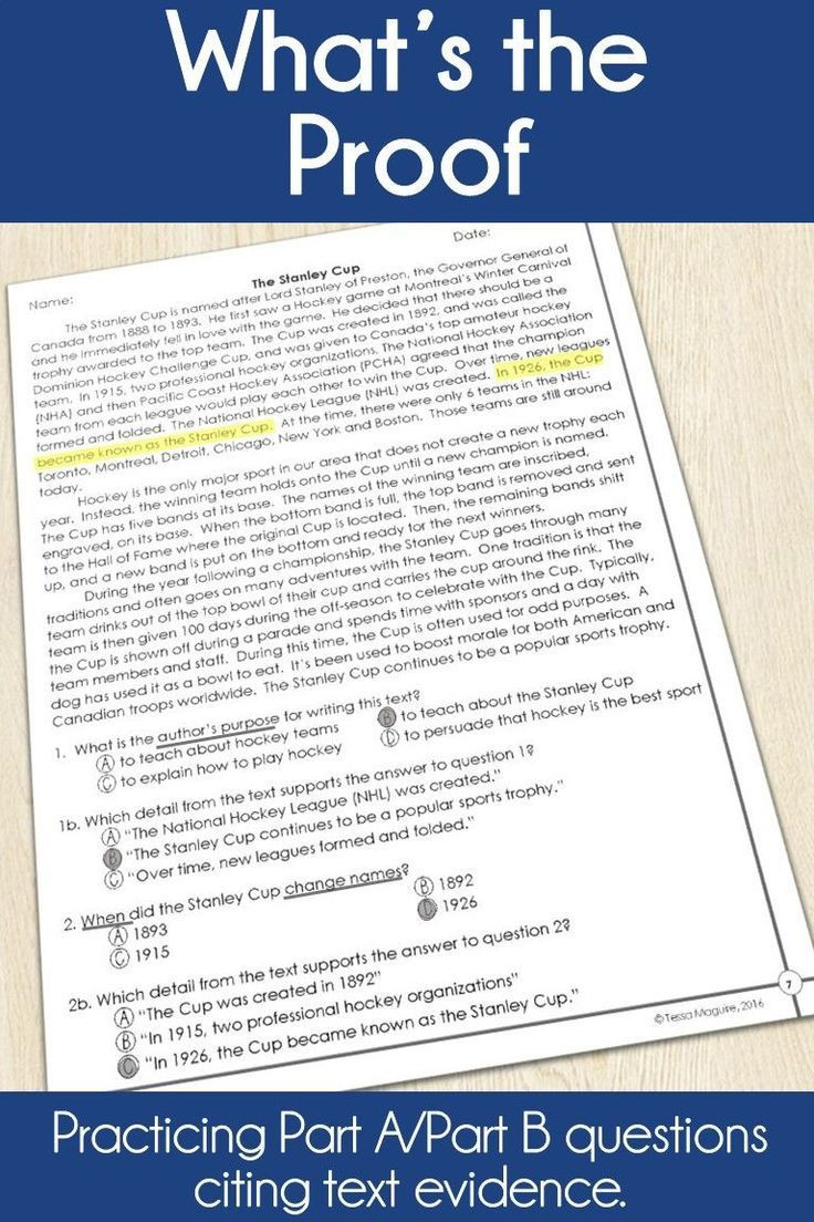 6th Grade istep Practice Worksheets Text Evidence Reading Passages with Part A Part B Questions