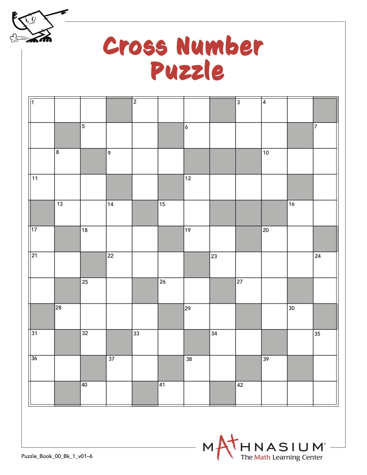 6th Grade Math Crossword Puzzles Happy Friday Here is A Math Crossword Puzzle