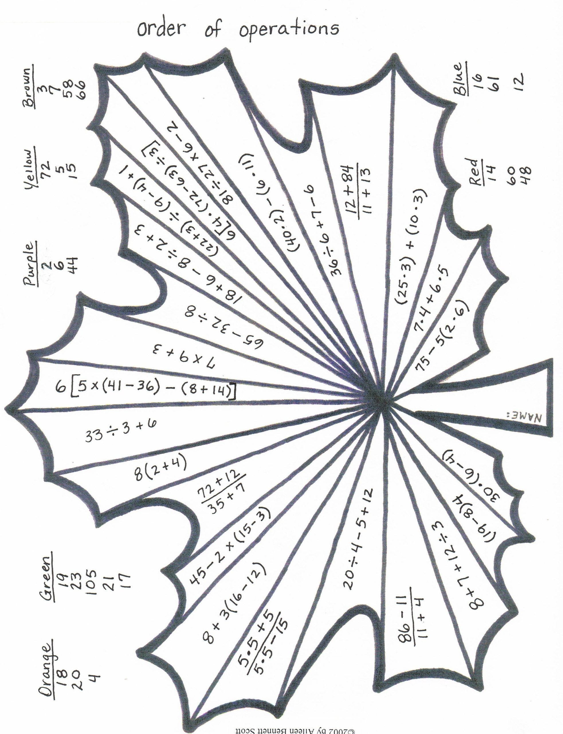 7th Grade Math Enrichment Worksheets Worksheets with Answers Amazing Bats Super Teacher