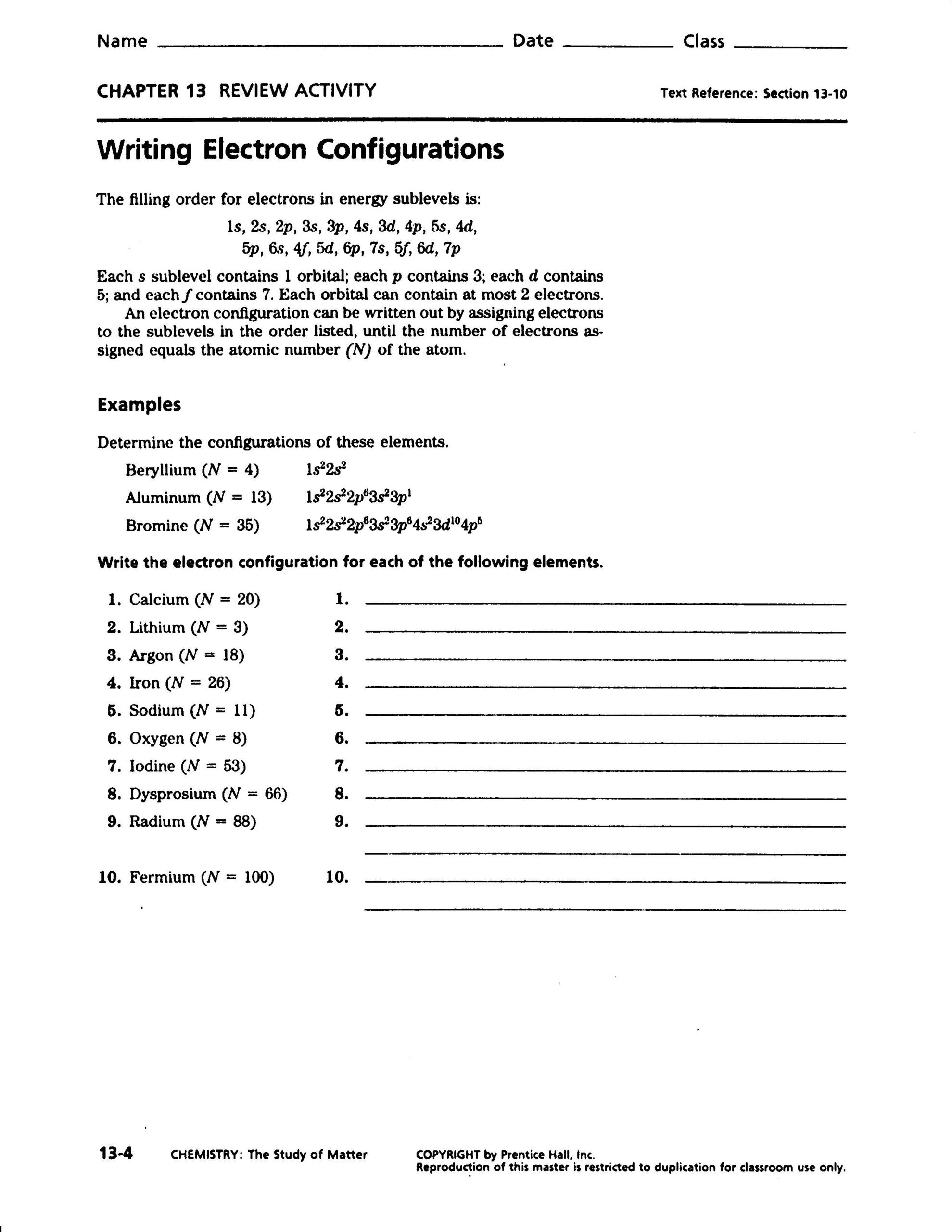 8th Grade Chemistry Worksheets Monthly Archives March 2020 Handwriting Copy Worksheets