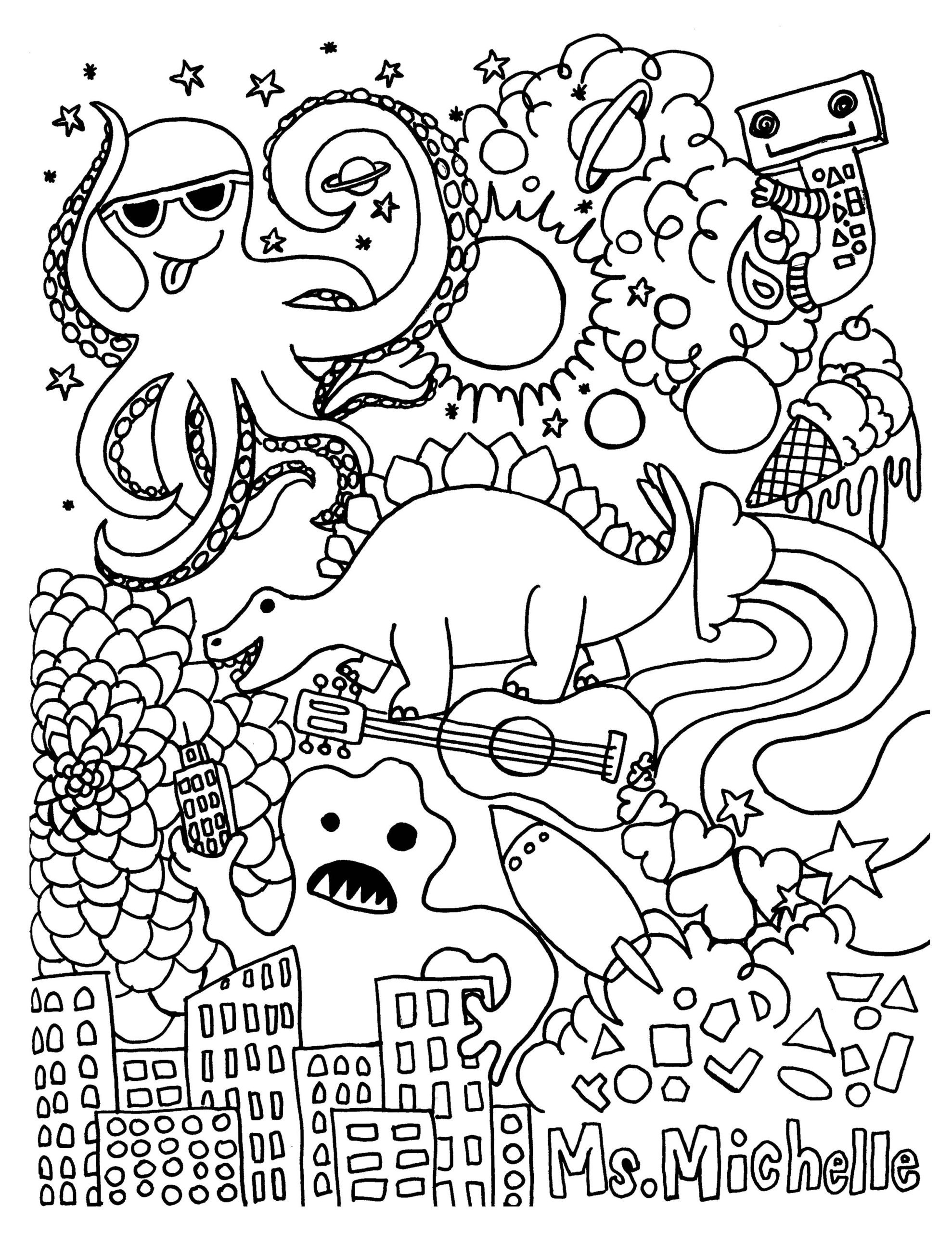 Coloring Worksheets for 3rd Grade Coloring Pages Winter Coloring Sheets for Adults Best