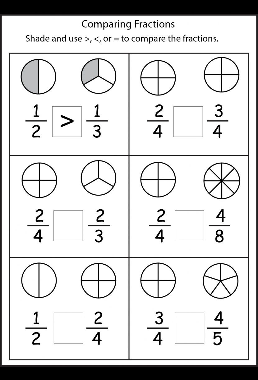 Comparing Numbers Worksheets 2nd Grade Paring Numbers Worksheets Paringworksheets
