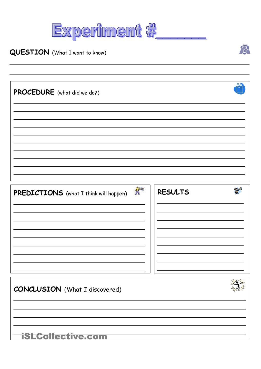Coordinate Grid Worksheets 5th Grade Experiment Record Sheet 5th Grade Science Worksheets Lab