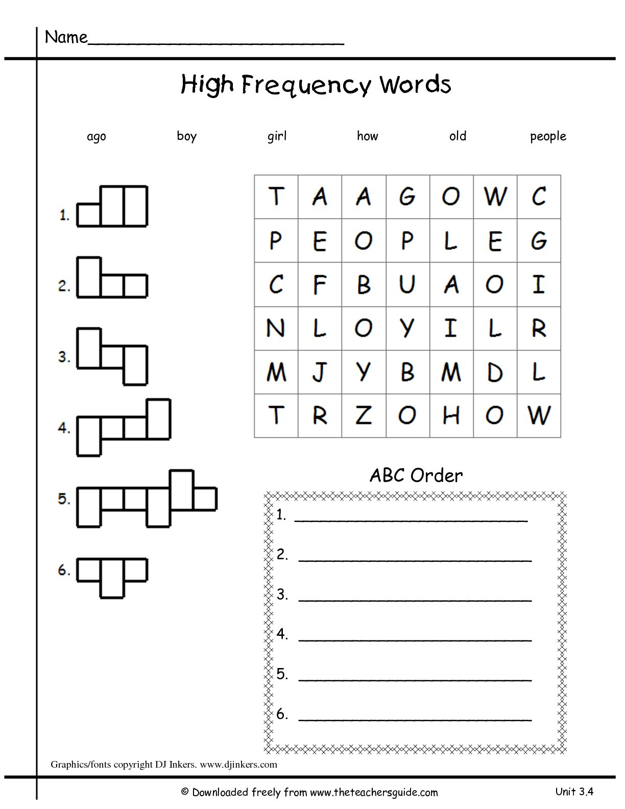 Digraph Worksheets for First Grade First Grade Vowel Team Worksheets