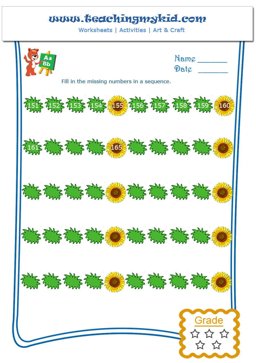 First Grade Skip Counting Worksheets Skip Counting by 5 Archives Teaching My Kid
