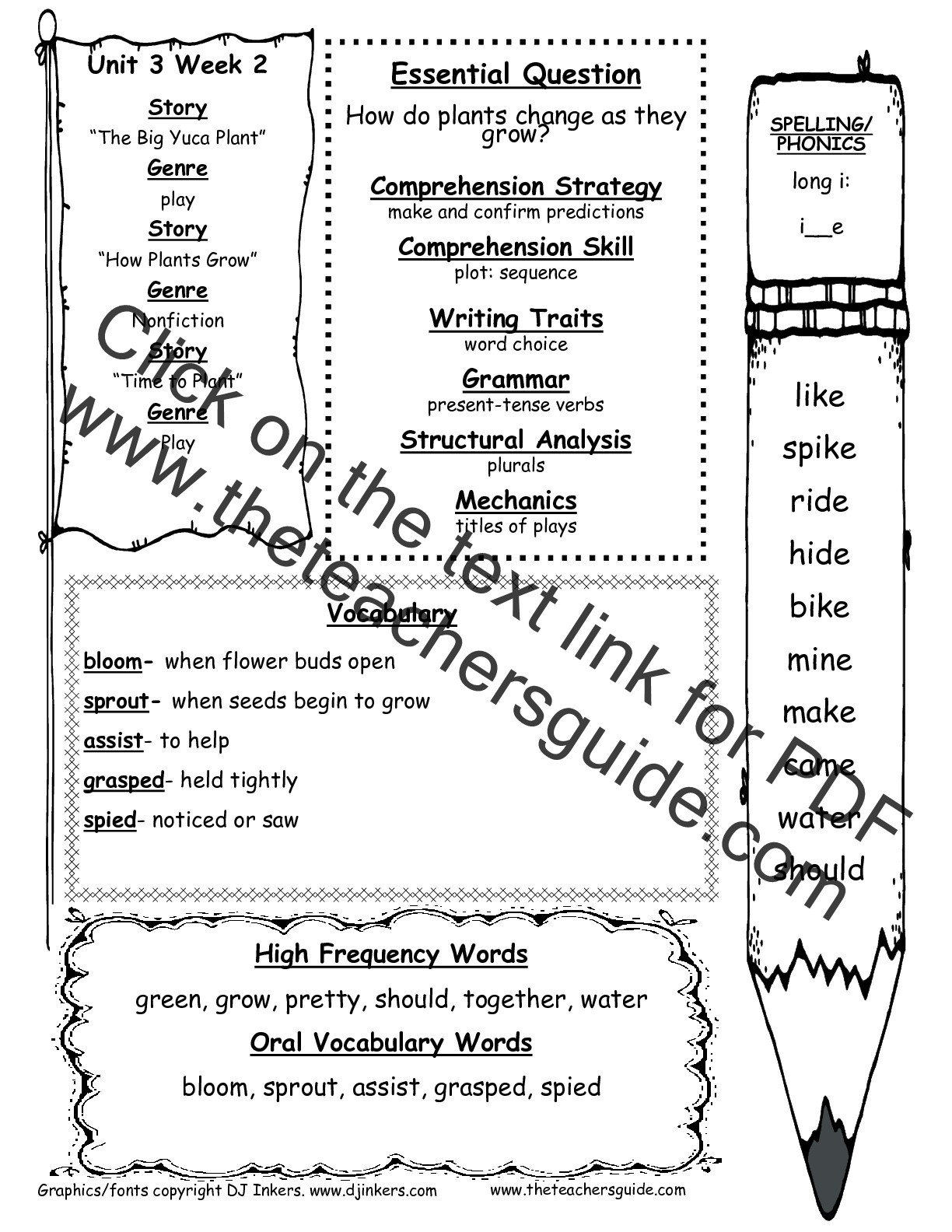 First Grade Vocabulary Worksheets Mcgraw Hill Wonders First Grade Resources and Printouts