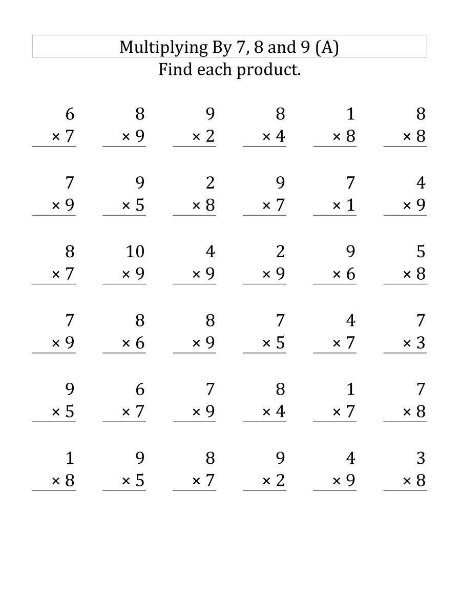 Free Printable Abeka Worksheets 3rd Grade Multiplication Worksheets Best Coloring for Kids