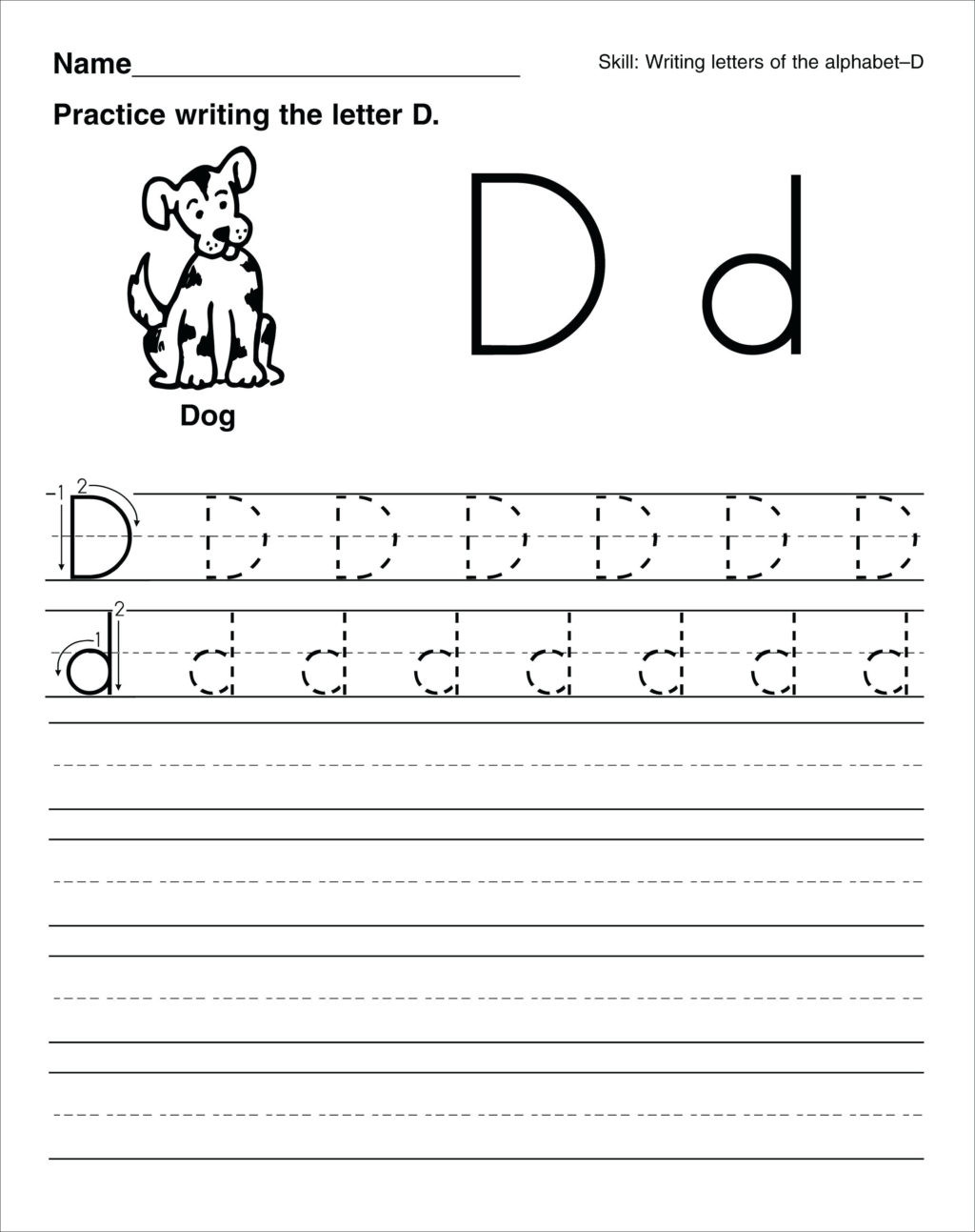 Free Printable Abeka Worksheets Worksheet Handwriting Worksheets for Kids Printable