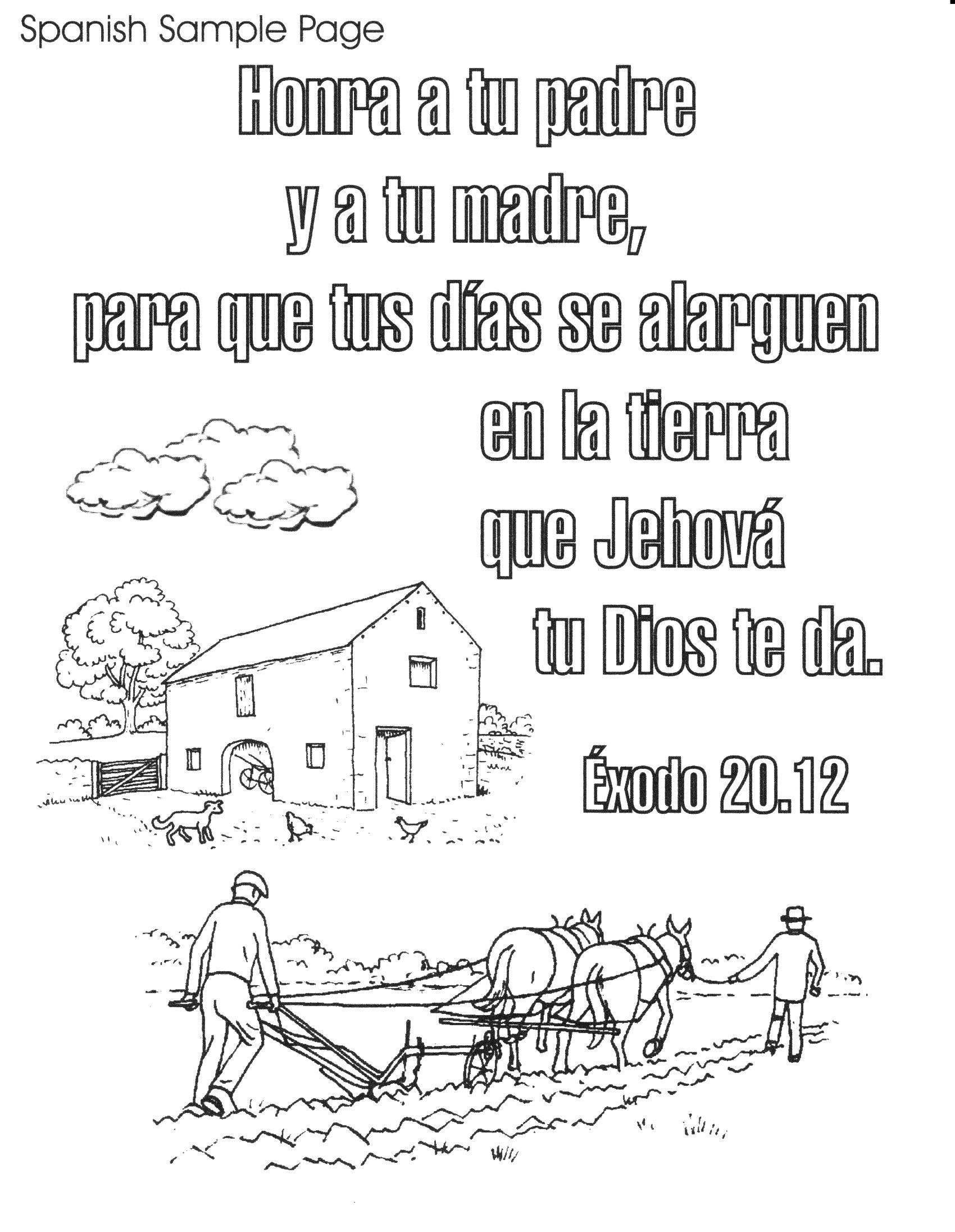 Free Printable Religious Worksheets Coloring Book Bible Spanishring Pages Free Printable Verse